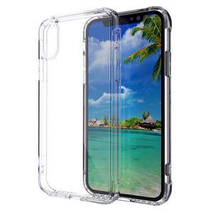 COQUE - BUMPER Coque pour iPhone 8,TPU Coque silicone gel intégra