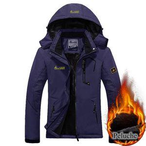 Jacket Mountain Veste de ski Softshell Femme 1 Pièce Imperméable Blouson de  Ski Sport Grande Taille. VENTE FLASH b5e2a808ae97