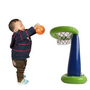 HARNAIS SPORT DE CHIEN 60 * 32cm Jouets gonflables jeu de basket-ball Jeu