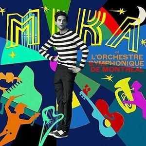 CD POP ROCK - INDÉ Mika - L'Orchestre Symphonique Du