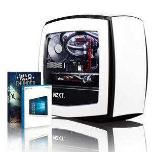 UNITÉ CENTRALE  VIBOX Atom GS550-166 PC Gamer Ordinateur avec Jeu