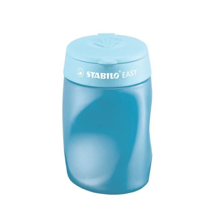 STABILO Taille-crayon Easysharpener Bleu Droitier