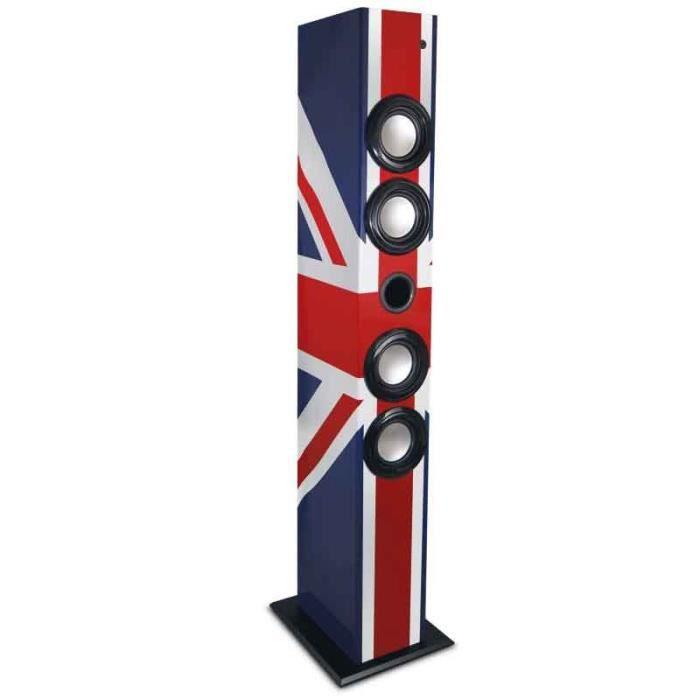 colonne bluetooth uk enceinte colonne avis et prix pas cher cdiscount. Black Bedroom Furniture Sets. Home Design Ideas
