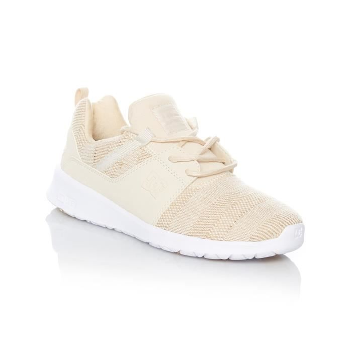 Chaussures Femme DC Heathrow TX SE Taupe