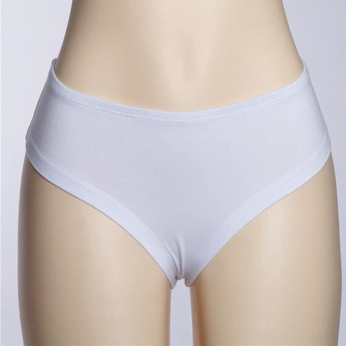 Noir Femmes Culottes blanc string Squeeze G Me Sexy YwrZxvTY