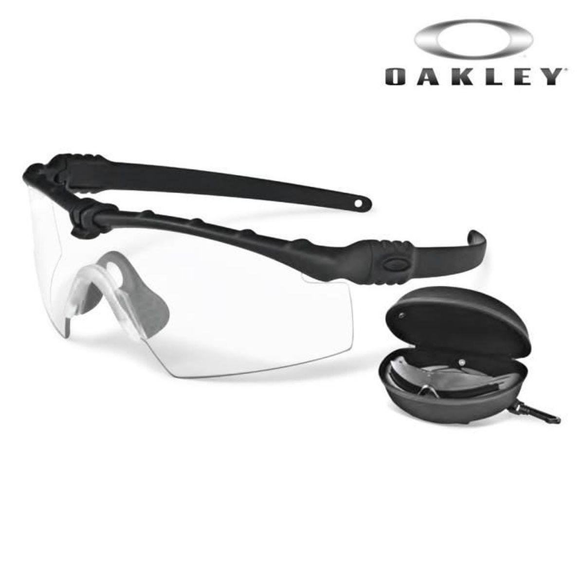 LUNETTES DE PROTECTION SI Ballistic M Frame 3.0 Noir Array - Oakley 6db63ad55cca