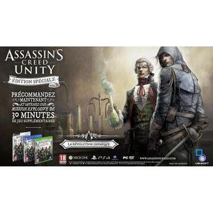 JEU PC Assassin's Creed Unity Edition Spéciale Jeu PC