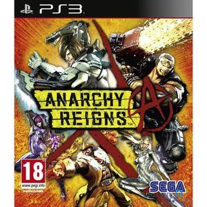 JEU PS3 ANARCHY REIGNS / Jeu console PS3