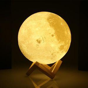 LAMPE A POSER Lampe 20CM Interrupteur Tactile LED Décoration UE3