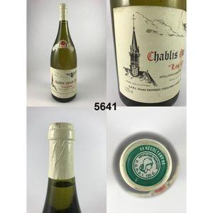 VIN BLANC Chablis Grand Cru - Les Clos - Dauvissat (Magnum)