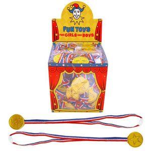 TROPHÉE - MÉDAILLE Jeu de médailles pour enfants