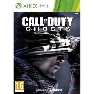 JEU XBOX 360 CALL OF DUTY : GHOSTS [IMPORT ALLEMAND] [JEU XB…