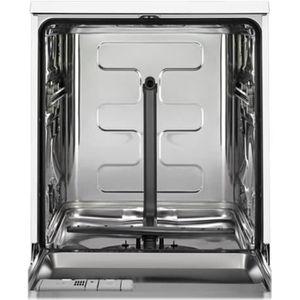 LAVE-VAISSELLE Electrolux ESI5543LOX Lave-vaisselle intégrable Ni