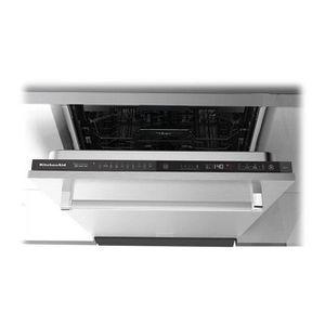 LAVE-VAISSELLE Lave-Vaisselle Tout Intégrable KITCHENAID KDSCM821