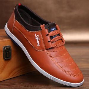 DERBY derby Homme style Casual à lacets