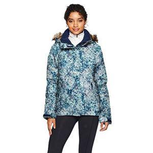 f63b8522035aa BLOUSON PRO ROXY veste de ski pour femme 1KRN0V Taille-M