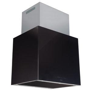 hotte ilot noire achat vente pas cher. Black Bedroom Furniture Sets. Home Design Ideas