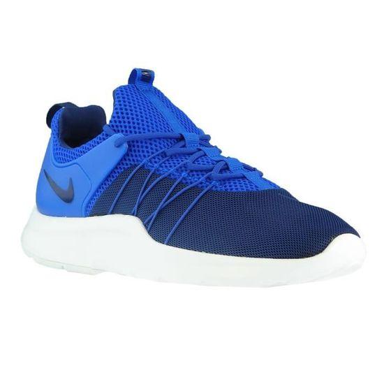 NIKE Darwin Hommes Sneaker Bleu 819803 444 Bleu Bleu - Achat / Vente basket