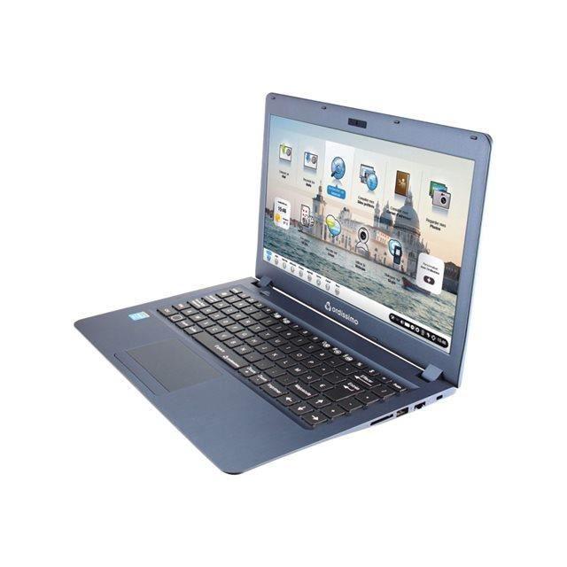 Ordinateur portable ORDISSIMO Agathe2 -  Ecran 14 - Complet et sans virus - Avec moniteur
