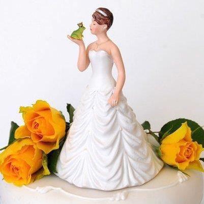 Figurine De Mariage Princesse Achat Vente Figurine
