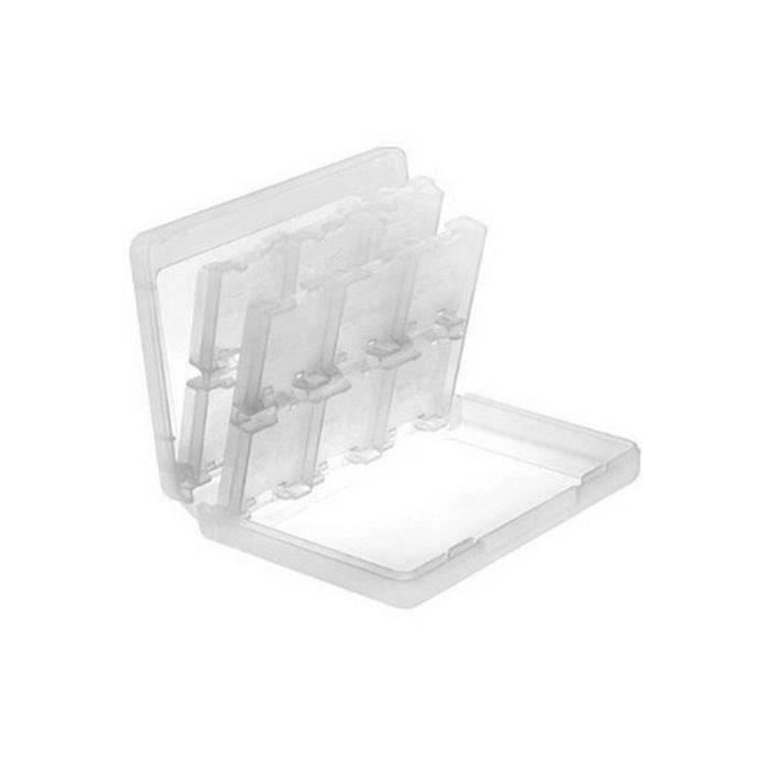 JEU DS - DSI Générique 28-en-1 cartes de jeu Organisateur Porte