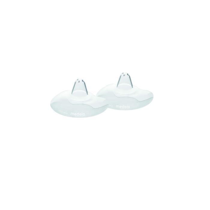 Bouts de sein Contact™ soulage les mamelons disponible en taille S ... 2b355dfb5c0