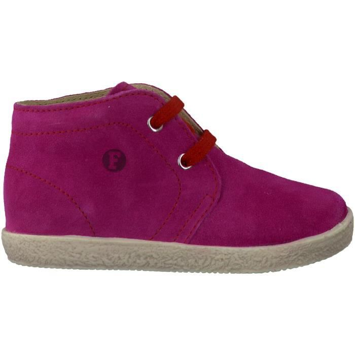 Chaussures Falcotto roses pour bébé dOP1YuP4