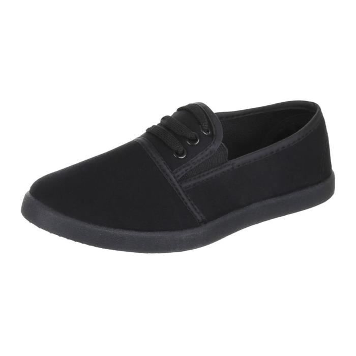 Chaussures femmes sneakers confortable chausson