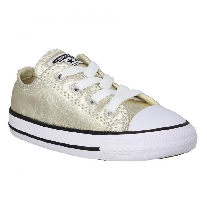 Star Toile Chuck Converse Or Taylor Achat Enfant Gold All 25 mvNnwPy0O8