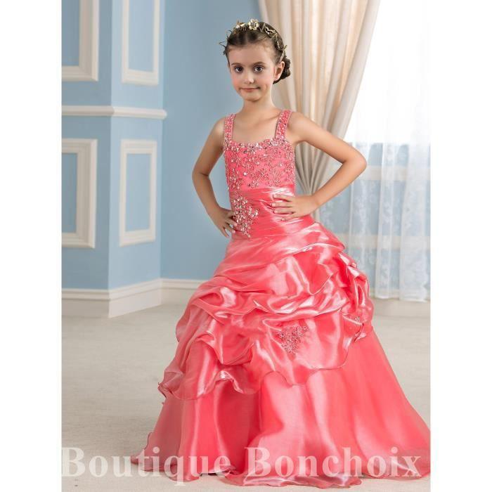f3f30e41ece Robe anniversaire fille 4 ans – Robes de soirée élégantes populaires ...
