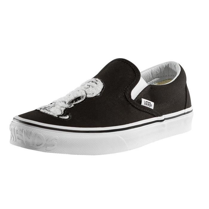 Vans Homme Chaussures / Baskets Peanuts Classic Slip On