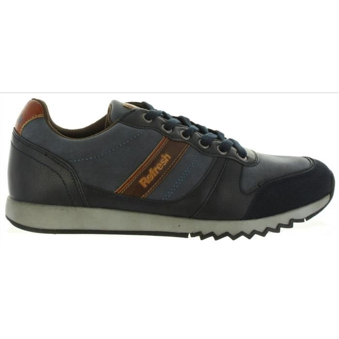 Chaussures pour Homme REFRESH 63966 C NAVY