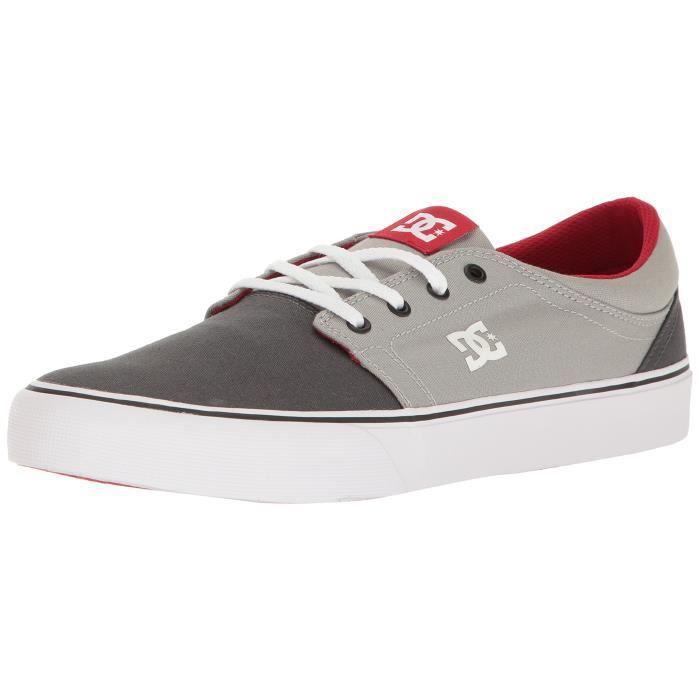 Dc Trase Tx unisexe Skate Shoe P6PLR Taille-44 1-2