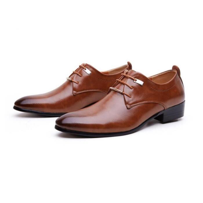joli design modèle unique vaste sélection Homme Chaussures Cuir Oxfords Style chaussures d'affaires ...