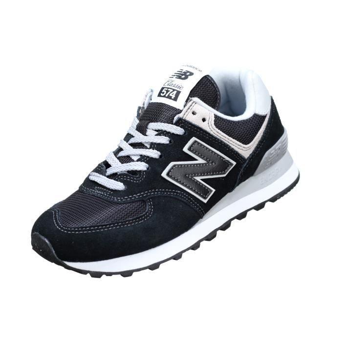 Basket New Balance Ml574egk 633531 - 60 122 Noir