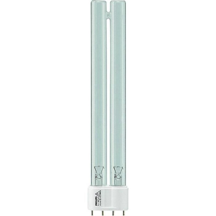 Lampe uv bassin pls 55w philips achat vente bassin d for Lampes exterieur philips