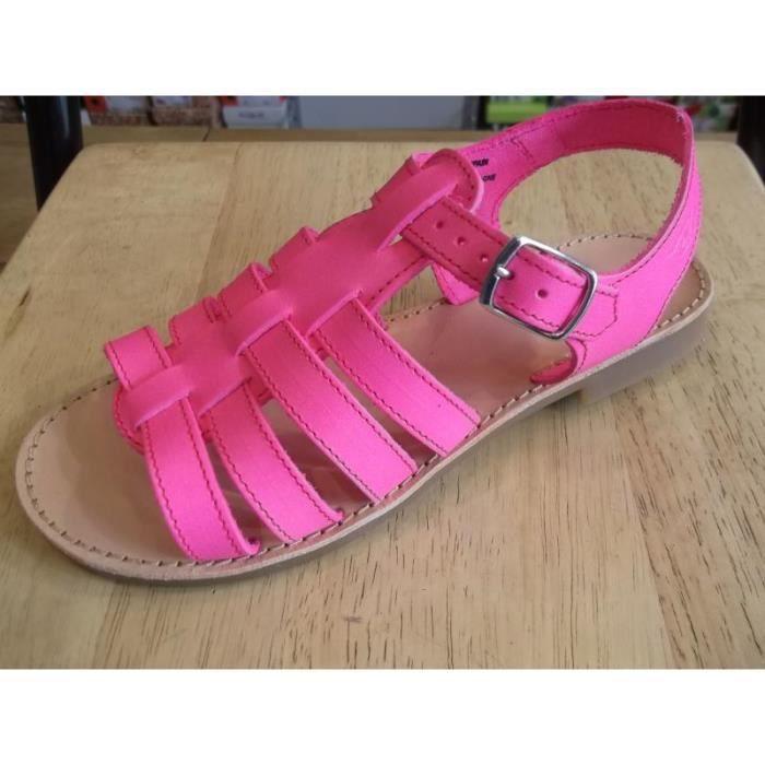Chaussures enfants. Sandalettes filles REQINS P35 2dfht