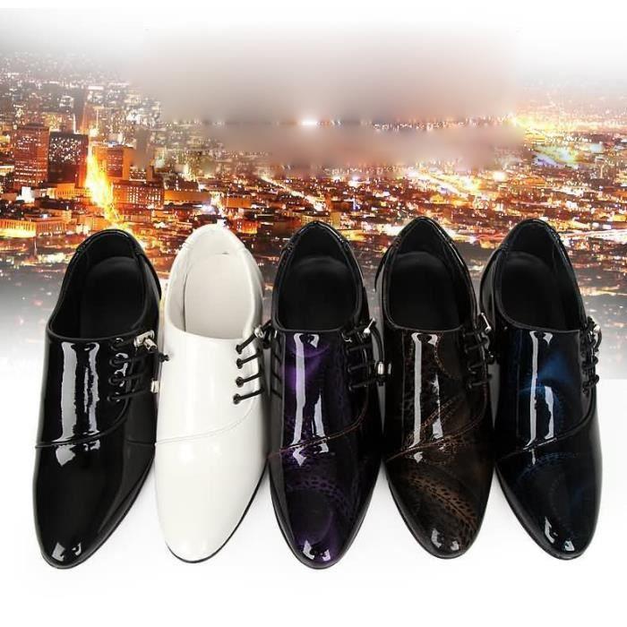 hommes Chaussures occasionnels Travail Travail Chaussures affaires 18vIvq