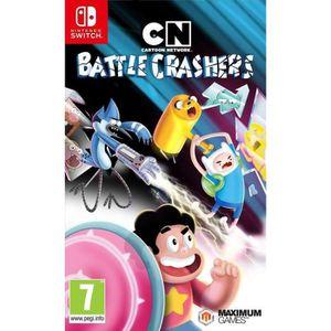 JEU NINTENDO SWITCH Cartoon Network Battle Crashers Jeu Switch