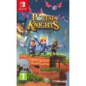 JEU NINTENDO SWITCH Portal Knights Jeu Switch
