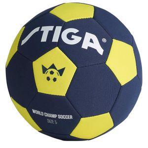 BALLON DE FOOTBALL STIGA Ballon de football Coupe du monde 2018 - Ble