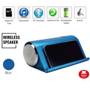 ENCEINTE NOMADE basse super portable sans fil Bluetooth Haut-parle