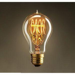 AMPOULE - LED Yonger Ampoule Edison E27 filament incandescente 4