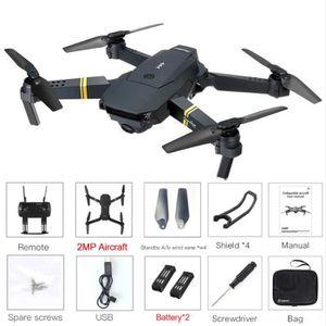 DRONE codomoxo®Eachine E58 WIFI Drone avec Camera FPV HD