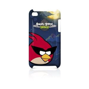 COQUE MP3-MP4 Gear4 Angry Birds Space Coque pour iPod Touch 4 Re