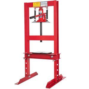 PRESSE Presse hydraulique d'atelier 6 tonnes
