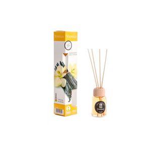 DIFFUSEUR DE PARFUM MIKA Diffuseur parfum Vanille - Bâtons - 30ml