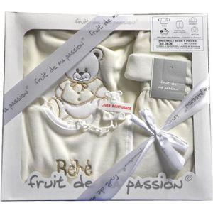 Ensemble de vêtements Fruit de Ma Passion ensemble 5 pièces naissances