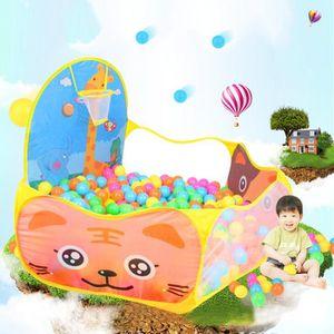 PISCINE À BALLES Vococal®  basket-ball de dessin animé enfants bébé