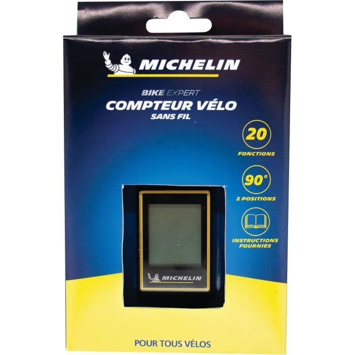 Michelin compteur sans fil 20 fonctions michelin